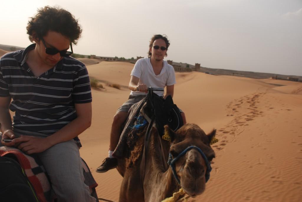 Deserto Saara Marrocos