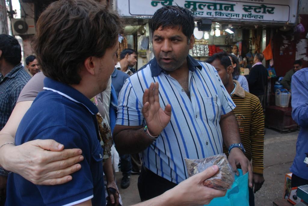 mercado Delhi 2