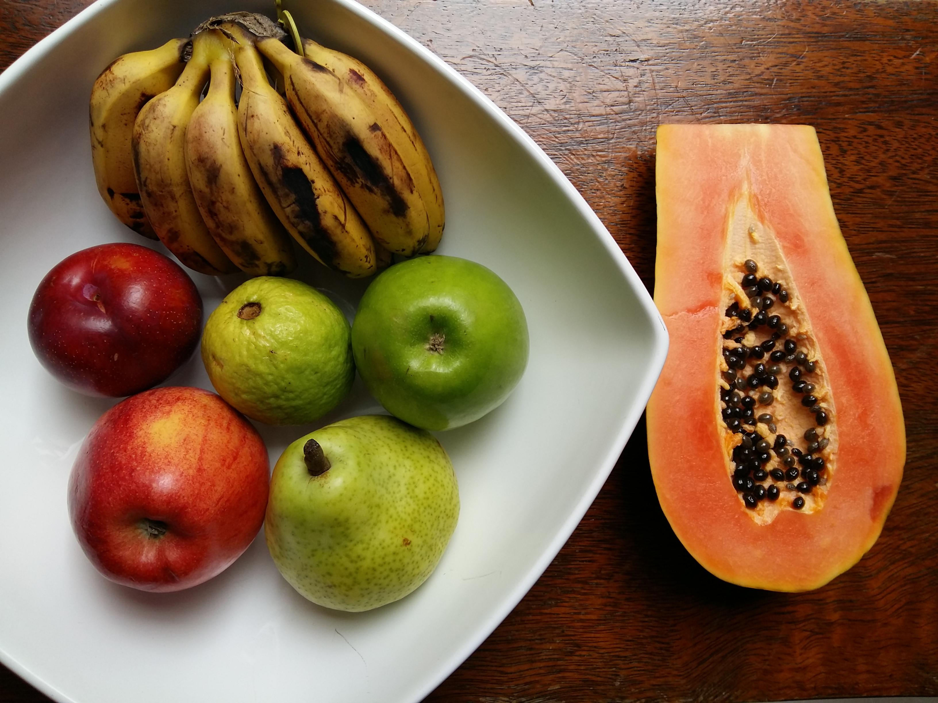 Salada de frutas por André Mafra