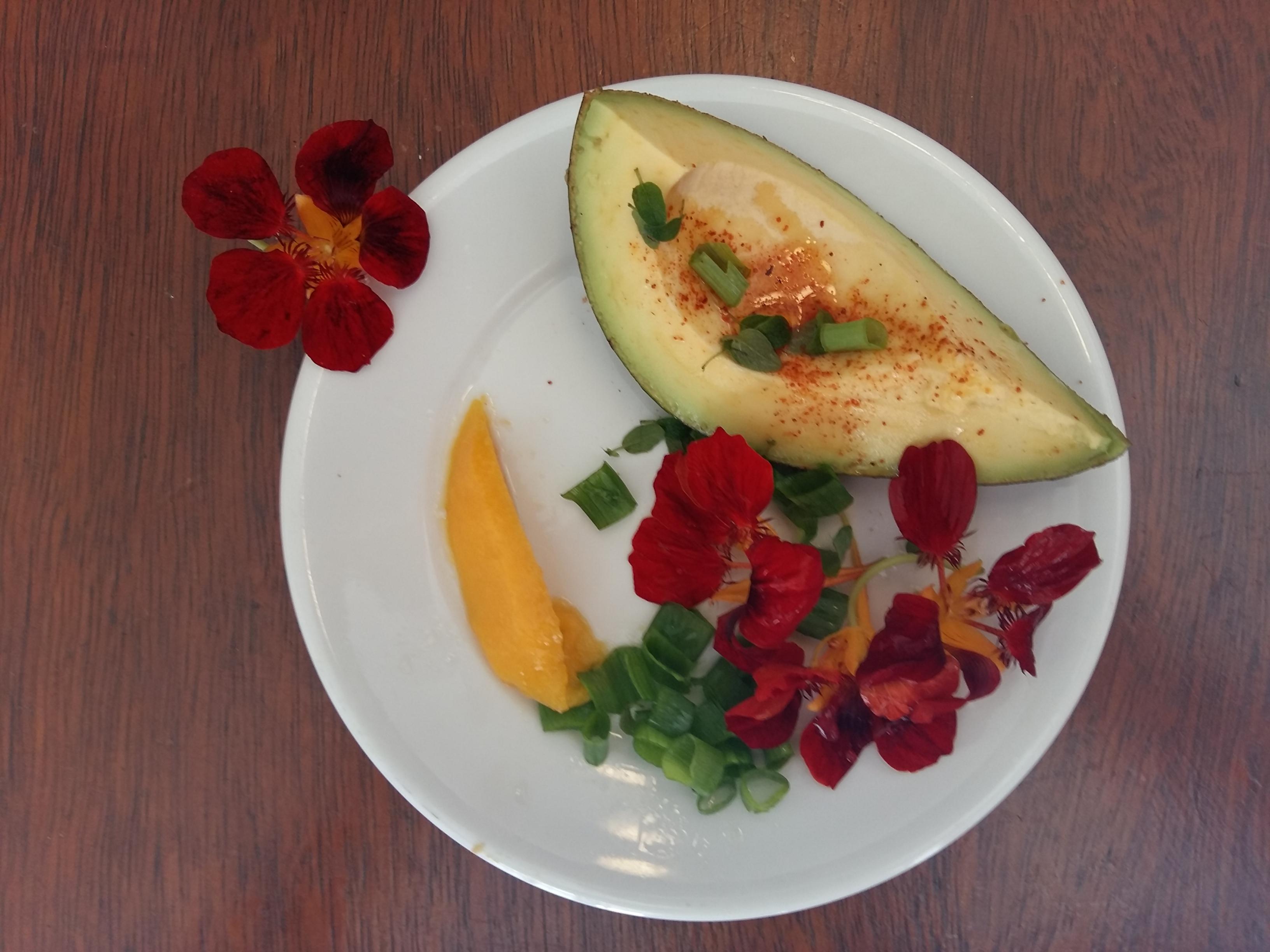 Salada de Abacate por André Mafra
