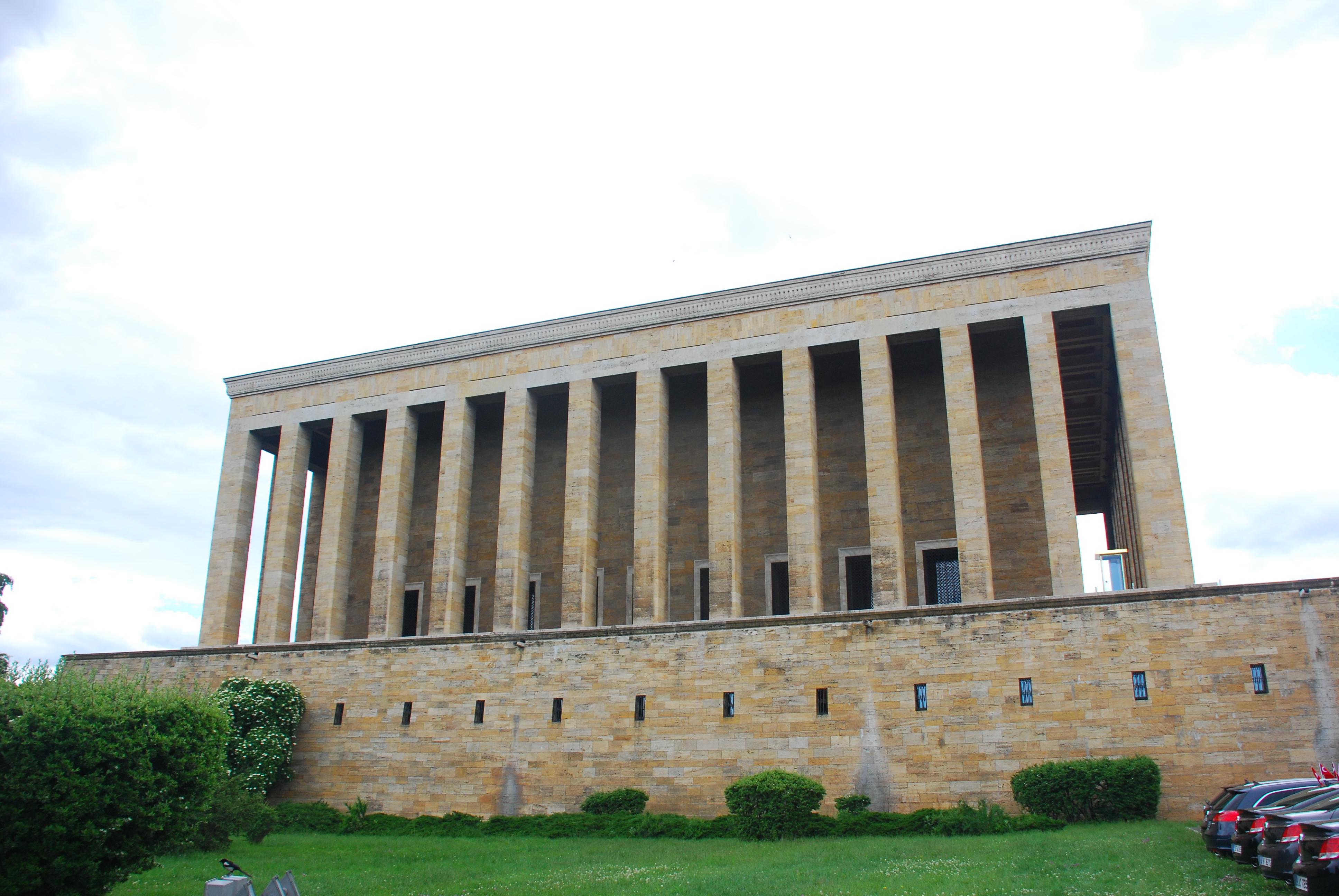 Mausoléu de Ataturk
