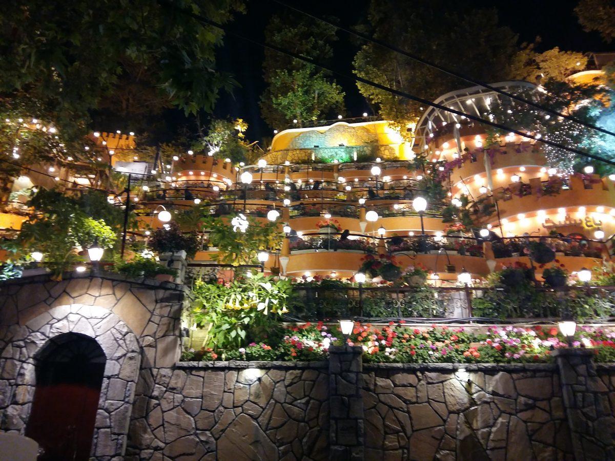 Sugestões para comer e comprar especiarias em Tehran