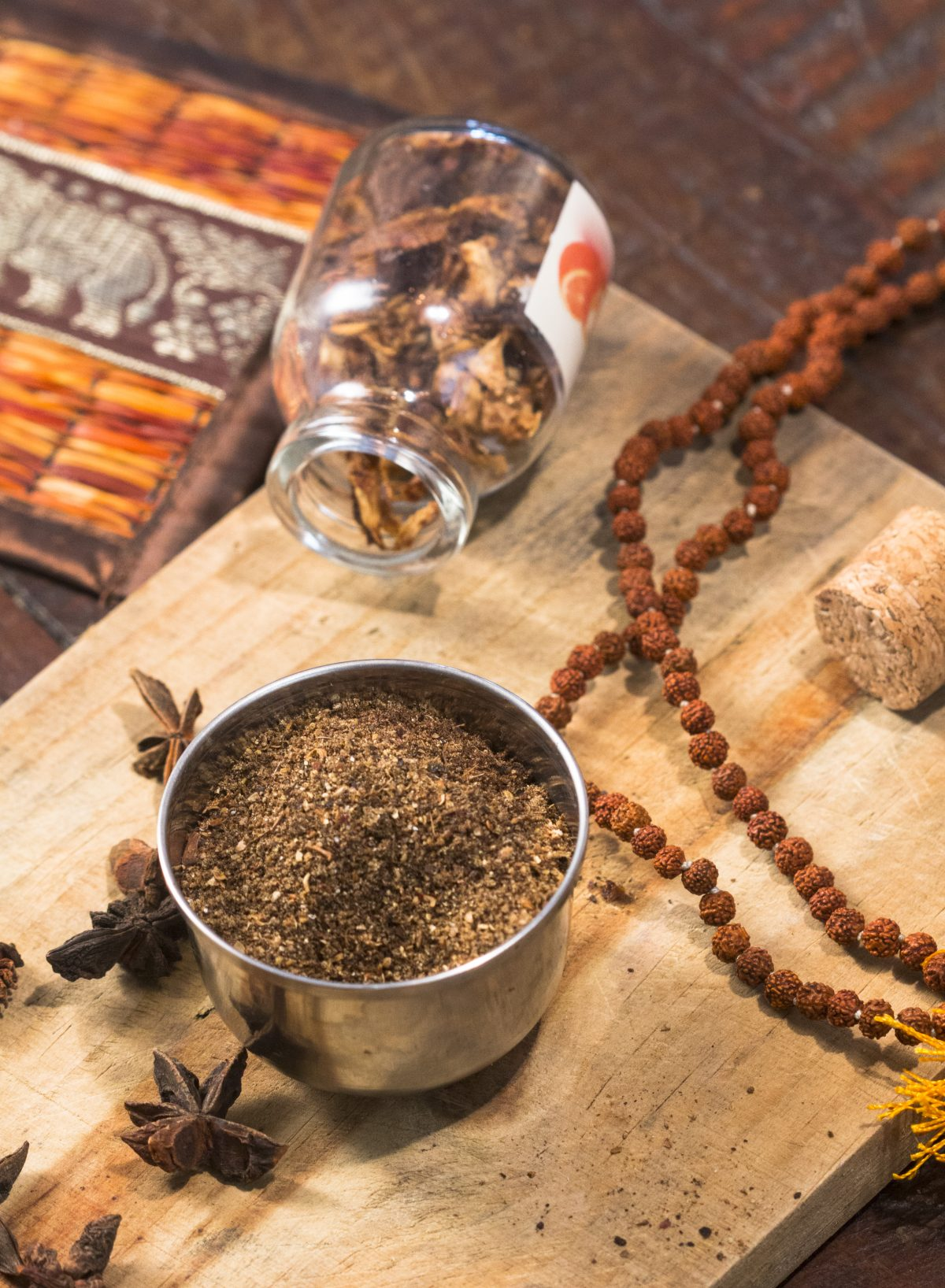 Quando conheci o spice coffee, mistura de especiarias para café