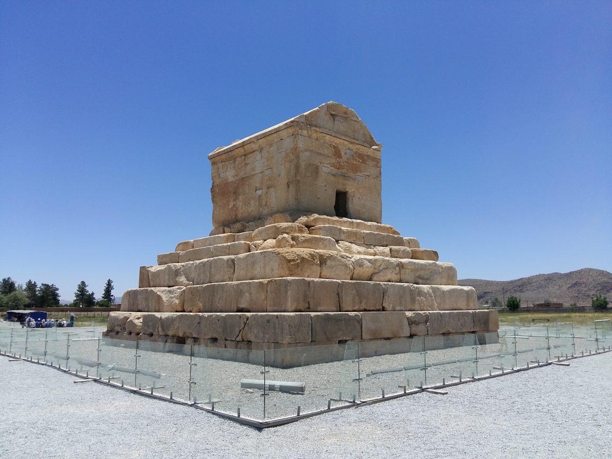 Irã – Ciro, o Grande, um dos líderes mais incontestáveis da história