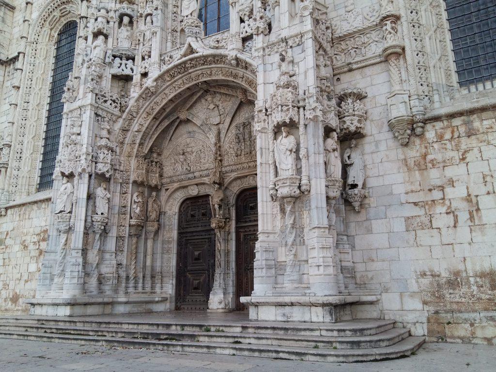 Mosteiro dos Jerónimos, Lisboa, 2016, foto do autor