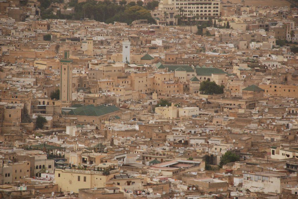 Medina de Fès, 2012, foto do autor