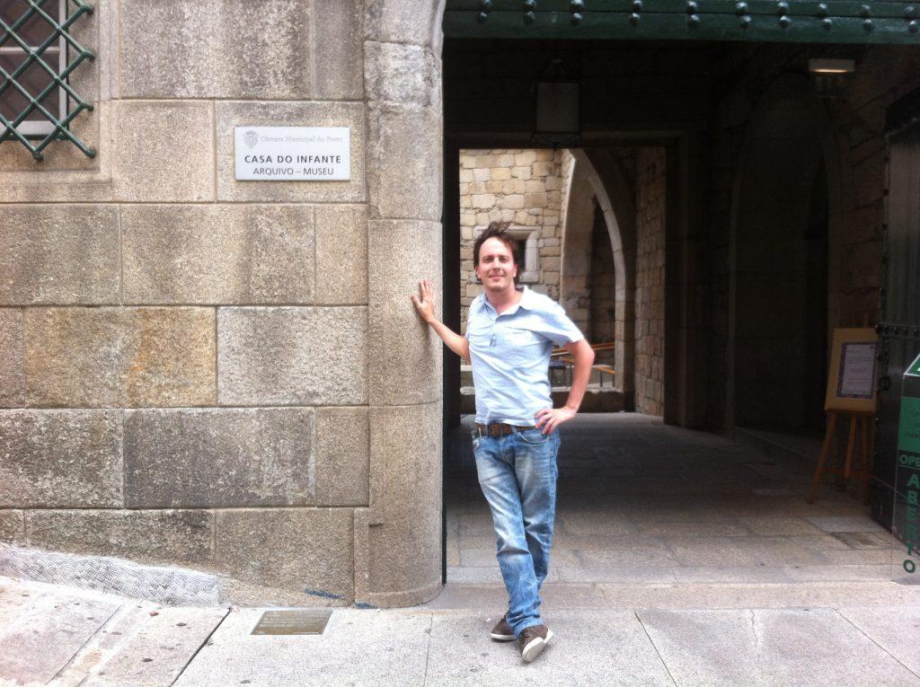 Casa do Infante D. Henrique, 2012, foto do autor