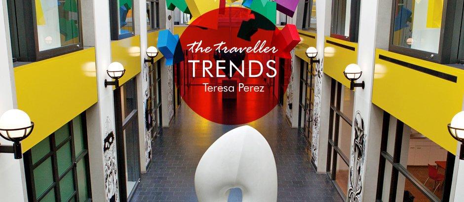 Matéria para The Traveller, Teresa Perez flavours, por Andre Mafra
