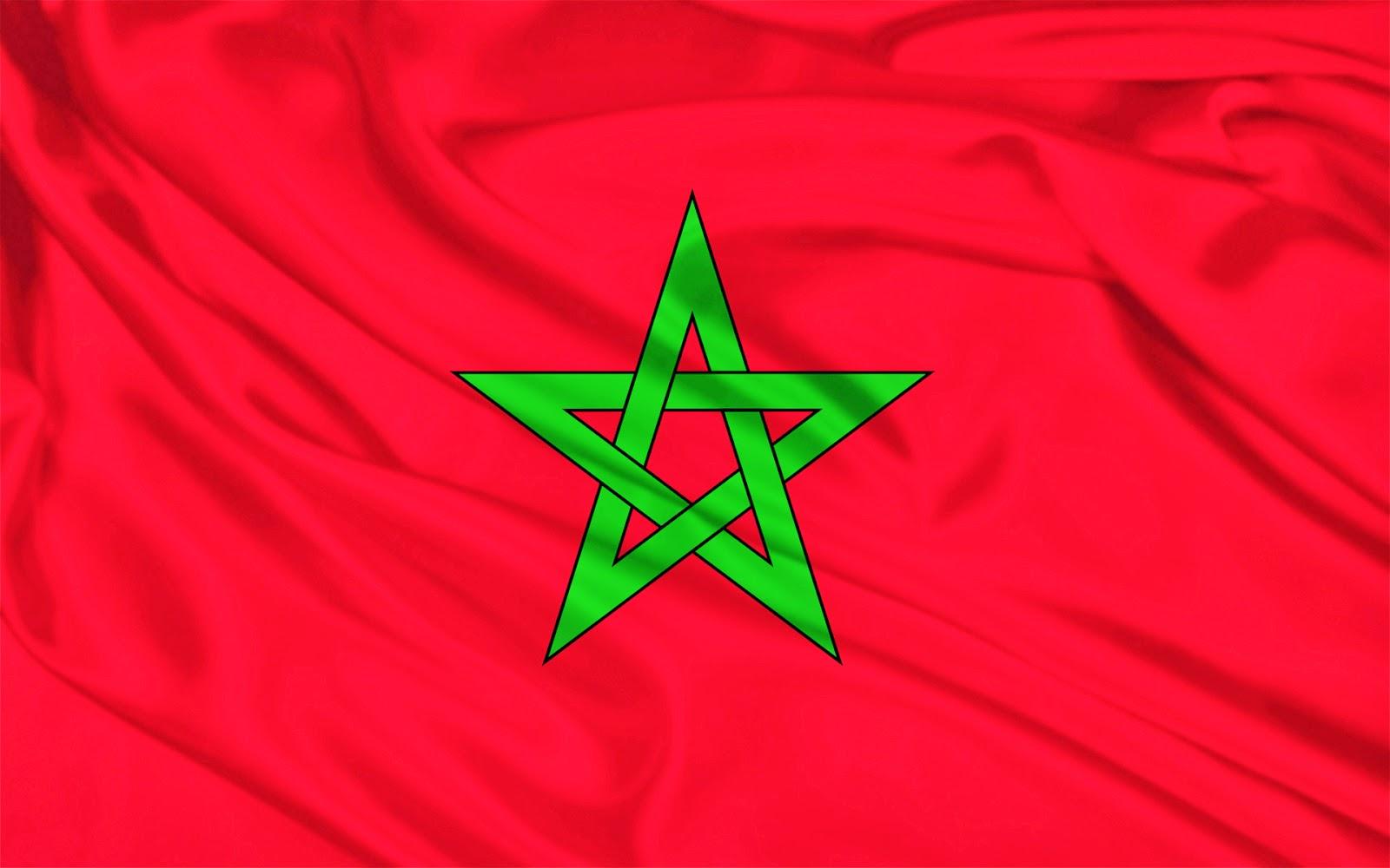 bandeira marroquina
