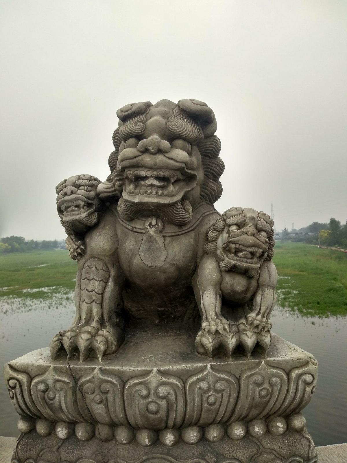 A Pequim (Beijing) de Marco Polo