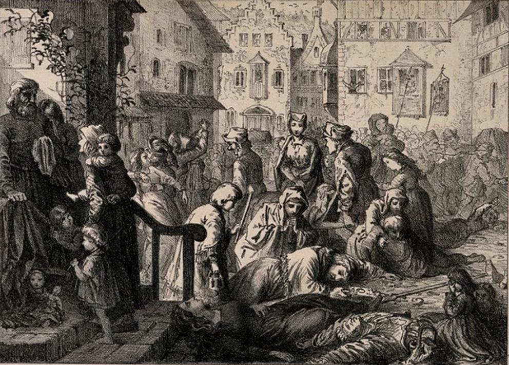 As especiarias no combate à peste (as pandemias do passado)